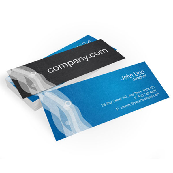 Business cards archives printing company graphic design web 175 x 35 slim business cards reheart Image collections